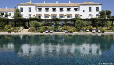 Foto del exterior de Hotel Finca Cortesin Golf And Spa