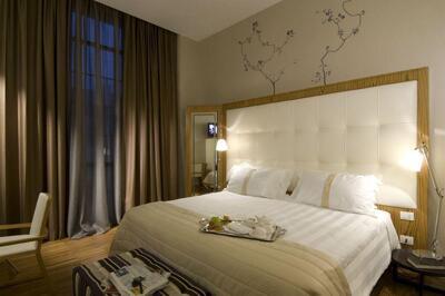 Foto de una habitación de Italiana Hotels Milan Rho Fair