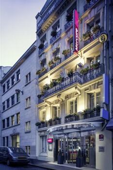 Foto del exterior de Hotel Mercure La Sorbonne