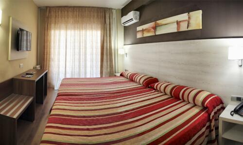 Foto de una habitación de Hotel Best Siroco