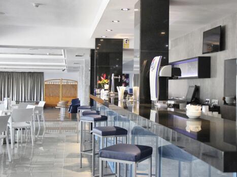 Foto de restauración de Hotel Best Siroco