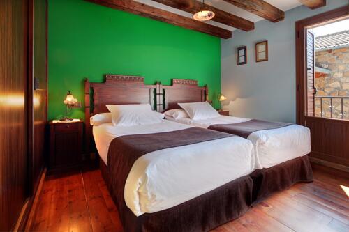 Foto de una habitación de Apartamentos Villa de Plan