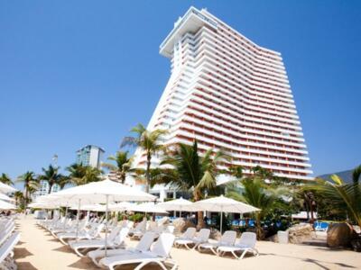 Außenansicht - Gran Plaza Hotel Acapulco