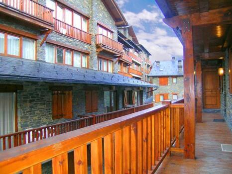 Foto di una camera da Apartamentos Ona Club Dorada El Tarter