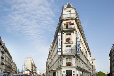 Foto del exterior de Hôtel Albert 1er