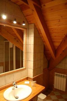 Foto del baño de Apartamentos Deth Camin Reiau