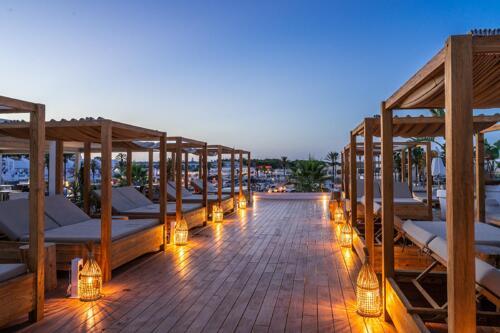 Foto area ristorante Lago Resort Menorca - Adults Only