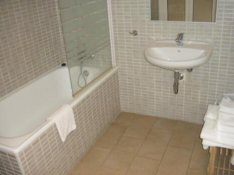 Foto di una camera da Apartamentos Travessera Parc Güell - Descans