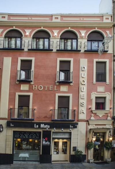 Foto del exterior de Hotel Duquesa