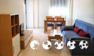 """Foto de una habitación de """"Aparthotel Exe Alicante Hills"""""""