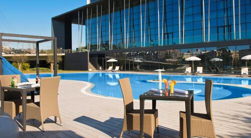 Foto de los servicios de Hotel & Spa Meliá Braga
