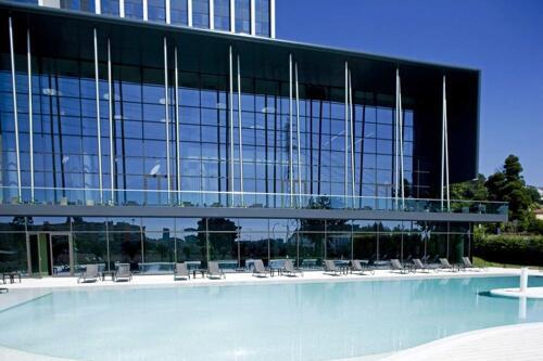 Foto del exterior de Hotel & Spa Meliá Braga