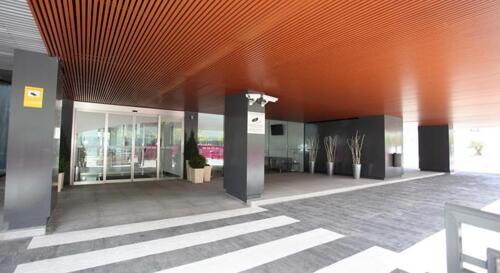Foto del exterior de Holiday Inn Express Madrid Leganes