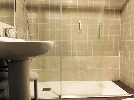 Foto del baño de Hotel Porto