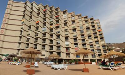 Foto del exterior de Aparthotel Apal Chinasol