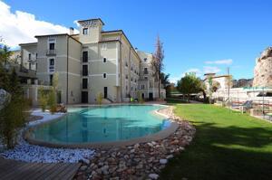"""Außenansicht - """"Hotel Balneario Sercotel Alhama de Aragon"""""""