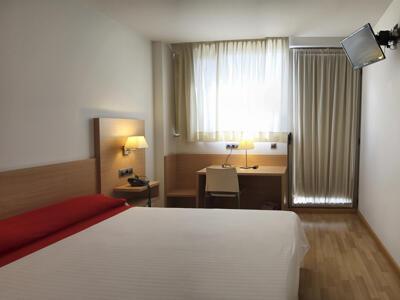 Foto de una habitación de Hotel Bag