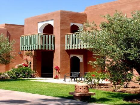 Foto del exterior de Kenzi Club Agdal Medina - All Inclusive