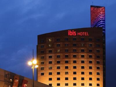 Foto degli esterni Ibis Barcelona Meridiana