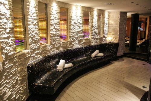 Ausstattung - Cristal Palace Hotel