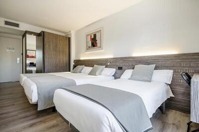 Foto di una camera da Hotel HC*** Mollet Barcelona