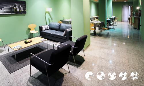 Foto delle aree comuni da Hotel Bilbao Jardines