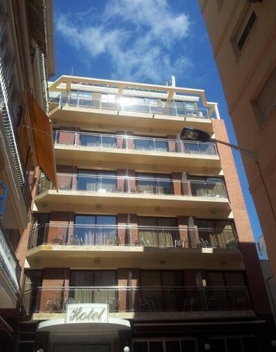 Foto del exterior de Hotel Primavera