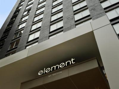 Exterior – Element by Westin Times Square