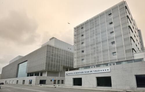 Foto do exterior - Eurostars Mar de Vigo