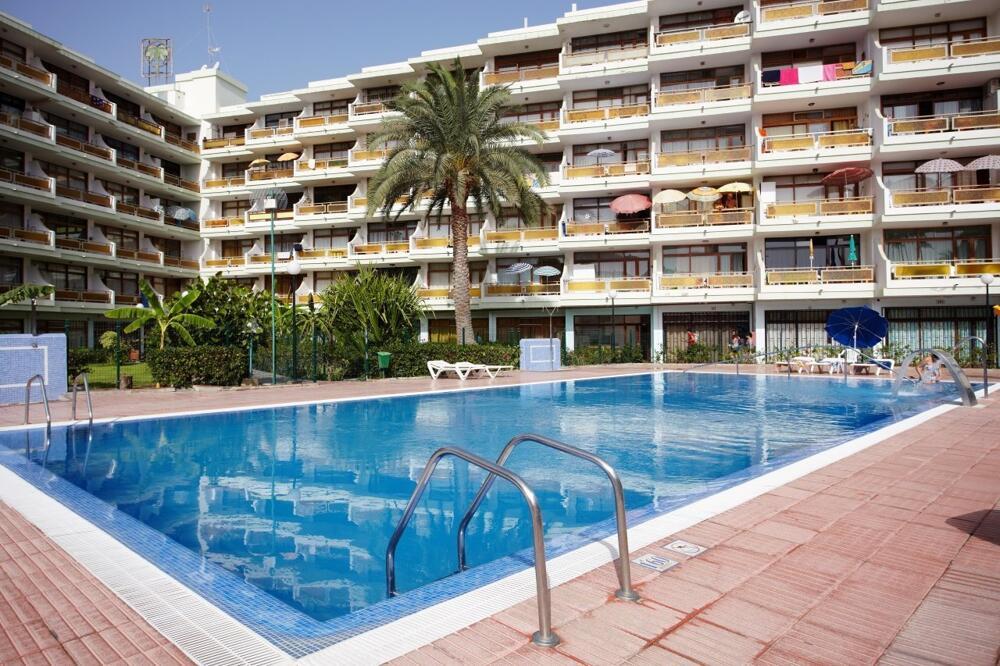 Comentarios apartamentos australia playa del ingl s - Apartamentos monterrey playa del ingles ...