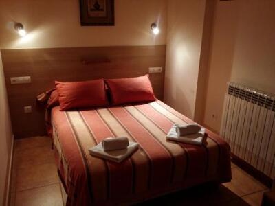 Foto de una habitación de Aparthotel Llempó