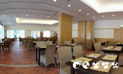 Foto do restaurante - Alpinus Algarve Hotel