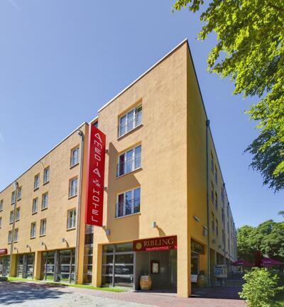 Foto degli esterni Best Western Plaza Hotel Hamburg