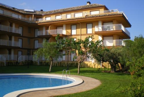 Foto de los servicios de Apartamentos Residencial Bovalar