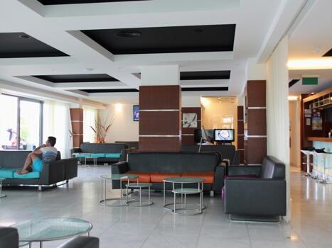 Áreas comuns - Aquashow Park Hotel