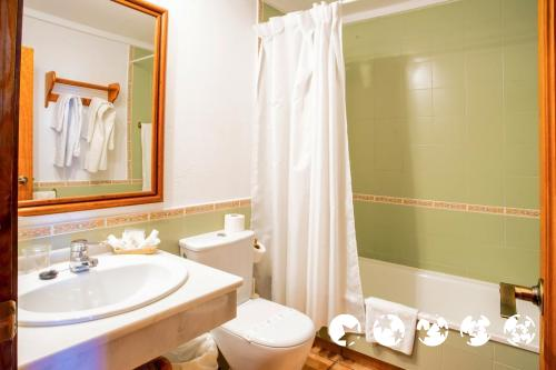 Casa de banho - Aparthotel Trevenque