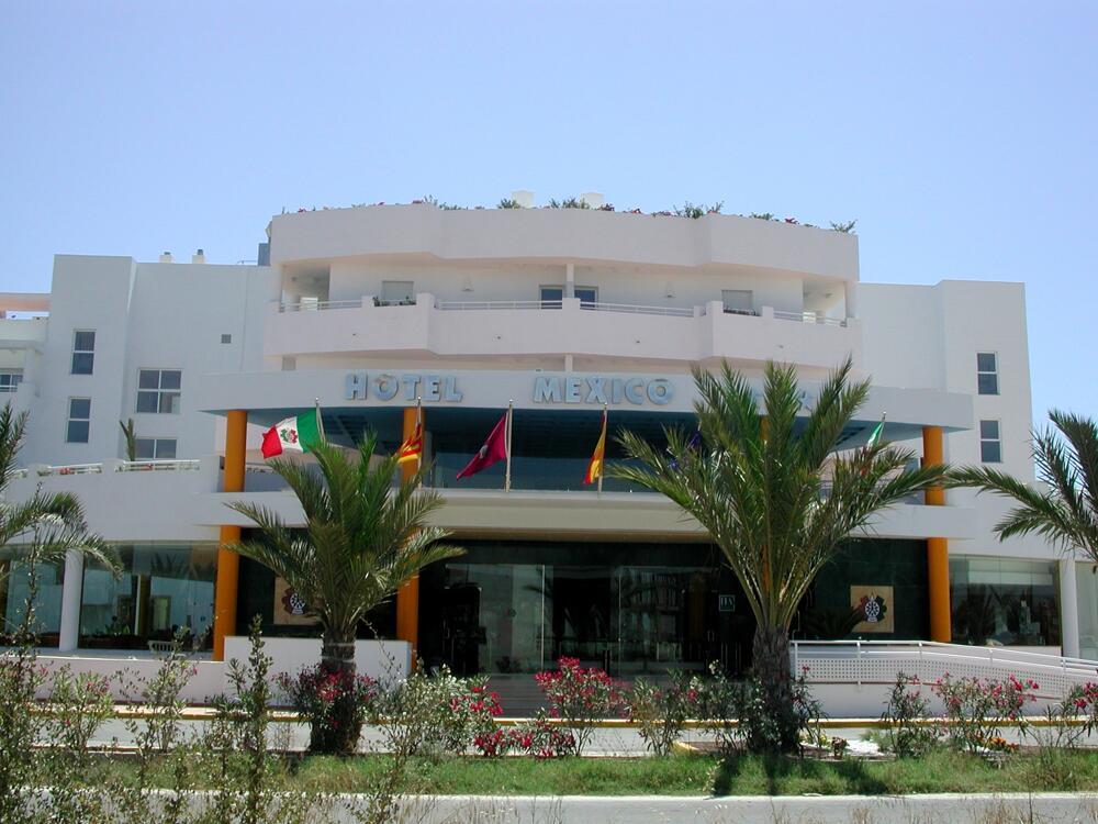 Hotel y apartamentos mexico vera for Hoteles en vera