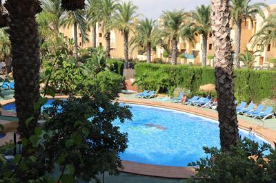 Foto del exterior de Hotel y Apartamentos Mexico