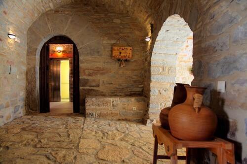 Foto de las zonas nobles de Casas Rurales Pirineo. Ainsa, Huesca, P.N. Ordesa