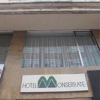 Foto del exterior de Monserrate