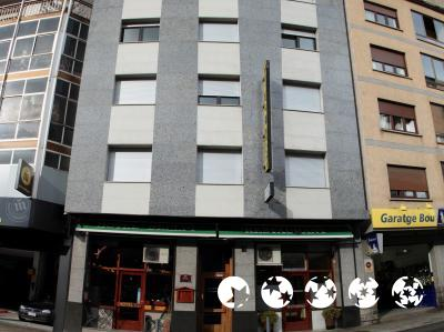Exterior – Hotel Bellpí