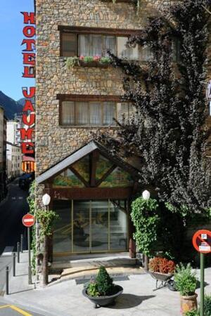 """Foto del exterior de """"Hotel Jaume I"""""""
