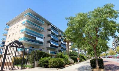 Extérieur de l'hôtel - Apartamentos Los Juncos