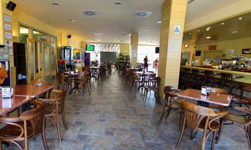 Foto do restaurante - Apartamentos Los Juncos