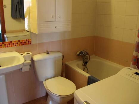 Foto del baño de Apartamentos Mar Blau Calella