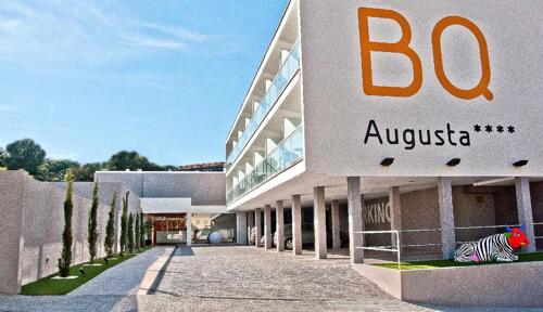 Foto del exterior de BQ Augusta Hotel