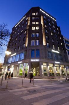 Foto degli esterni Hostel Generator Hamburg