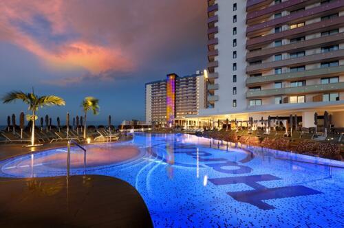 Foto del exterior de Hard Rock Hotel Tenerife