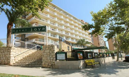 Foto del exterior de Hotel Joya