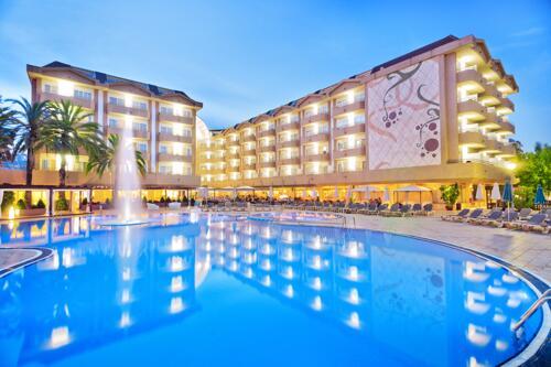 Foto del exterior de Hotel Florida Park